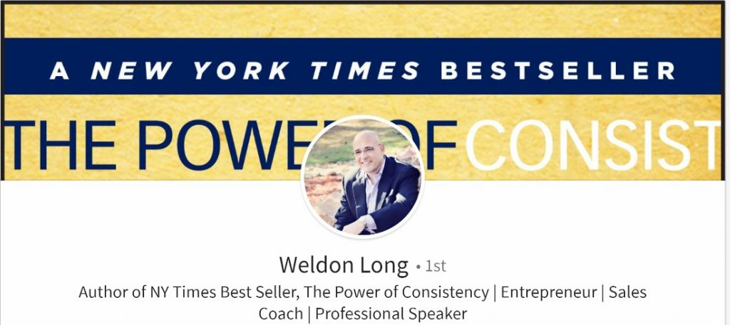 Weldon Long Contractor Sales training HVAC
